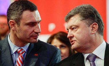 На выборы в Раду за Порошенко идут четверо его кумовей