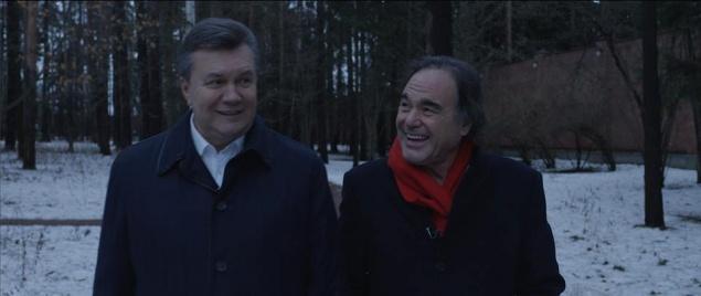 Оливер Стоун: Янукович – наиболее коррумпированный из президентов Украины
