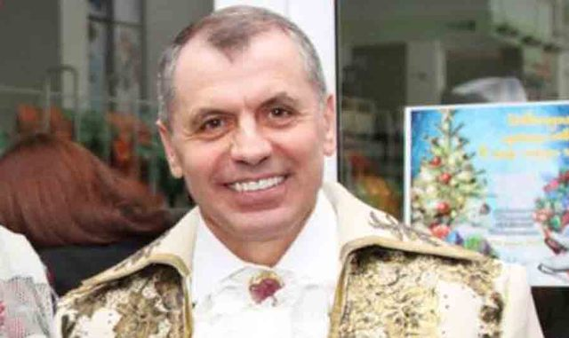 Константинов собирается дойти до Киева в борьбе с «фашистами»