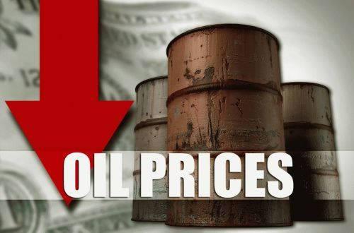 Цены на нефть начали 2015 год обвалом до новых рекордов