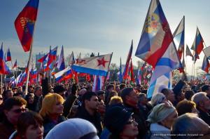 Севастополь хочет отделится от Крыма!