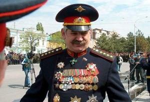 Атаман «казаков» на Донбассе признал Путина своим «императором»