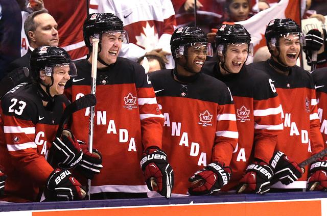 Федерация хоккея России обвинила в проигрыше канадцам - бандеровцев