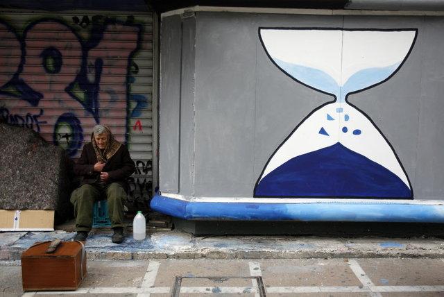 Дефолт стучится в двери Греции