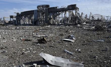 Донецкий аэропорт сегодня навечно «приютил» 62 оккупантов, еще 66 - покалечил