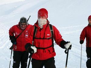Российские полярники не будут спасать депутатов Госдумы, пропавших в Антарктиде