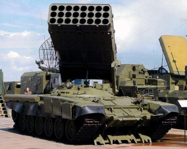 Лысенко рассказал, откуда у террористов «Буратино»
