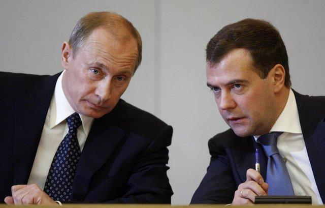 Медведев как обладатель «жуткой помеси нимба с комплексами»
