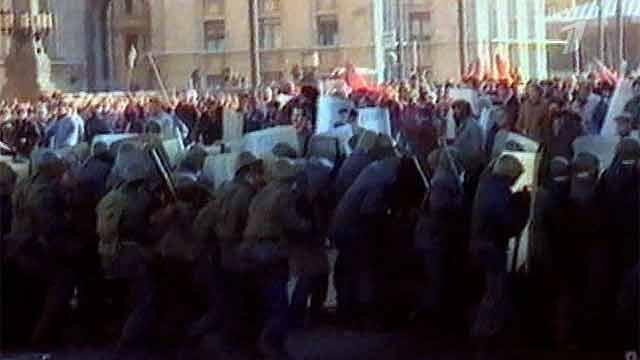 В Измаиле готовятся штурмовать милицию