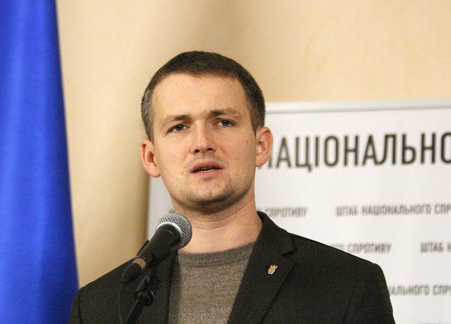 «Свободовцы» заблокировали трибуну ВР, протестуя против приватизации «Укрспирта»