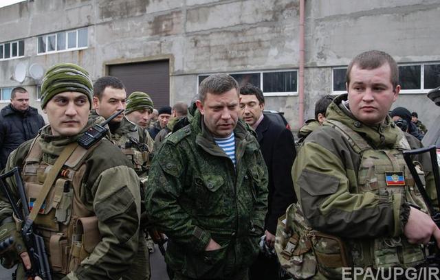 Захарченко приказал сегодня взять аэропорт: будут прикрываться ОБСЕ