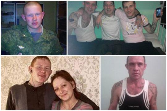 Члены семьи убившего шесть человек Валерия Пермякова