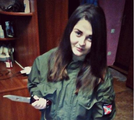 19-летняя снайперша созналась в убийстве украинских военных