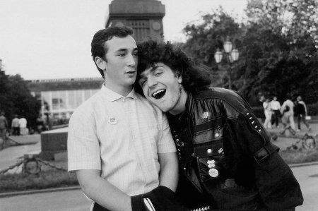 Александр Залдостанов и Кирилл Фролов оказались известной гей-парой перестроечной Москвы