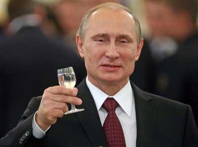 Квартирный гарем президента России. Компромат Reuters