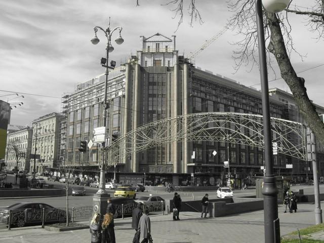 Киевские коррупционные строительные маневры