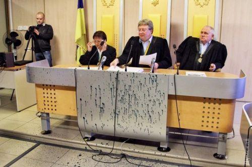 Одесские хозсуды объявили забастовку