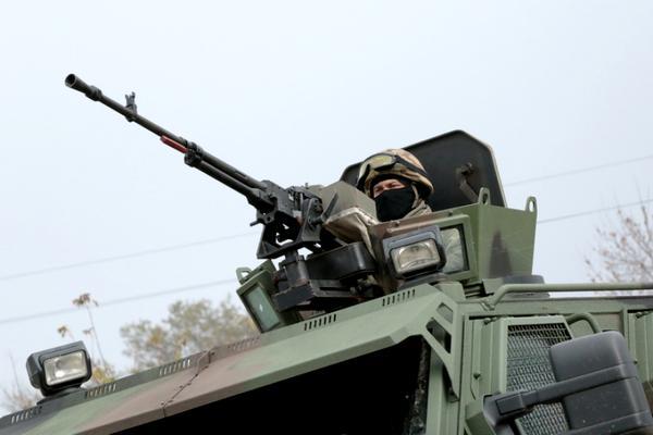 Обзор боевых действий в зоне АТО на средину октября. Третья военная осень в разгаре