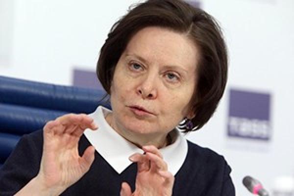 Трое из ларца: Наталья Комарова