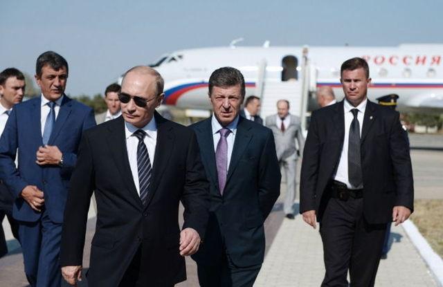 Навальный показал невиданную роскошь друзей В.Путина