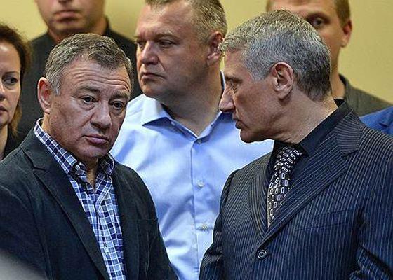 Ковальчуков и Ротенбергов запустили в государственный бюджет