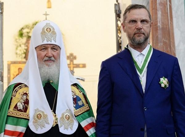 Константин Голощапов - теневой кадровик Путина