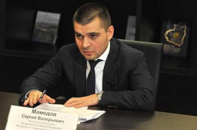 Самарскую область в Совете Федерации представляет «эстонец»