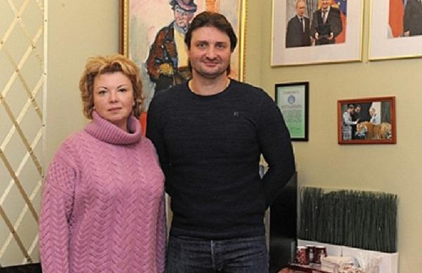Елена Ямпольская, глава комитета Госдумы по культуре