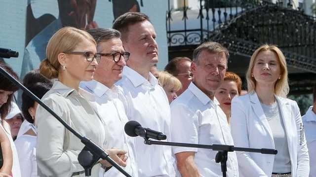"""Регионы подняли бунт против Тимошенко. Как пишется список """"Батькивщины"""""""