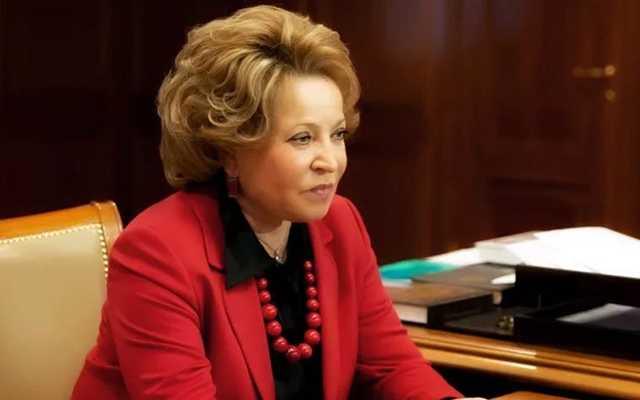 Матвиенко прокомментировала задержание журналиста Голунова