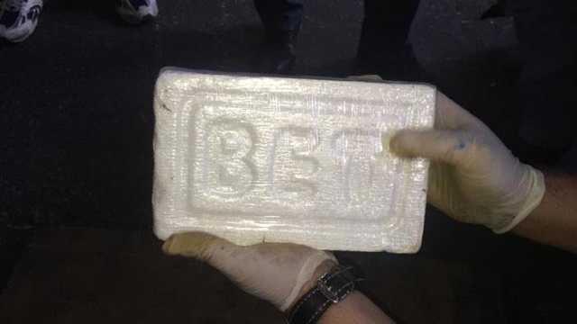В России в контейнере с консервами из Эквадора нашли 400 килограммов кокаина