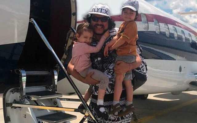 Летевший с детьми Киркоров запостил видео жесткой посадки самолёта