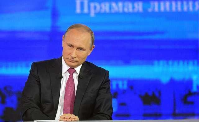 «Прямая линия» с Владимиром Путиным побила рекорд по непопулярности