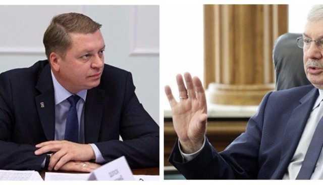 Председатель Заксобрания Челябинской области Мякуш продвигает единоросса-уголовника