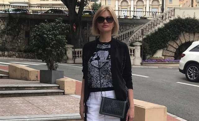 Ирина Круг почтила память мужа, убитого 17 лет назад