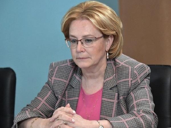 Скворцова попросила не закупать для Минздрава российский SSJ100