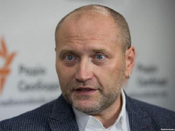 Нападение на нардепа в Киеве: Береза назвал заказчика