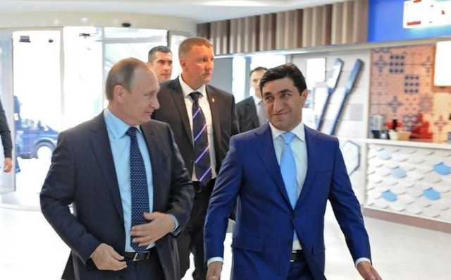 Как Год Нисанов от президента ушел