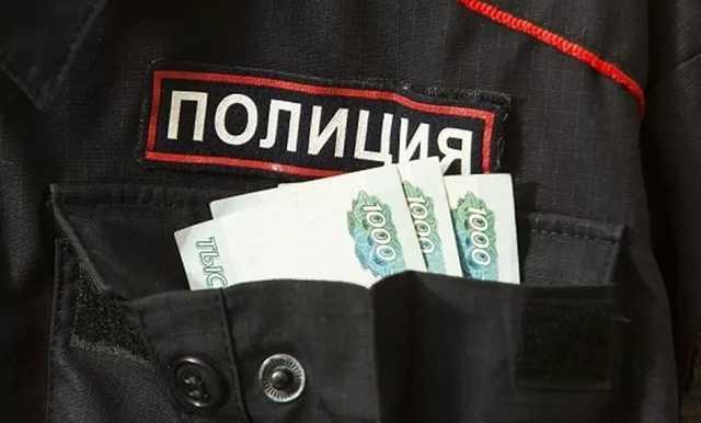 Начальник полиции на Кубани присваивал себе премии подчиненных