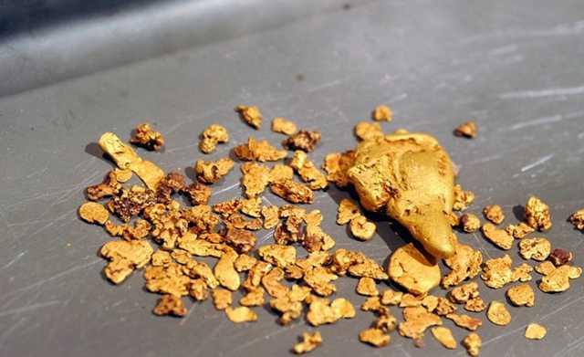 Победителя турнира по промывке золота в Магадане поймали на жульничестве