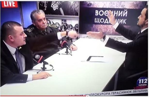 Нардеп от фракции Ляшко пришел на прямой эфир пьяным