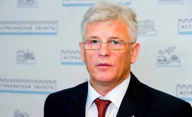 После разгромного совещания в Астраханской области задержали и.о. министра строительства и ЖКХ