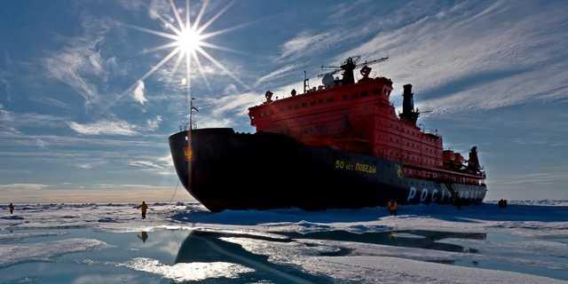 «Потянуло» в Арктику?