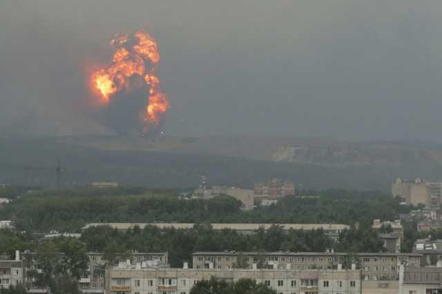 Число пострадавших при взрывах под Ачинском выросло до 30 человек
