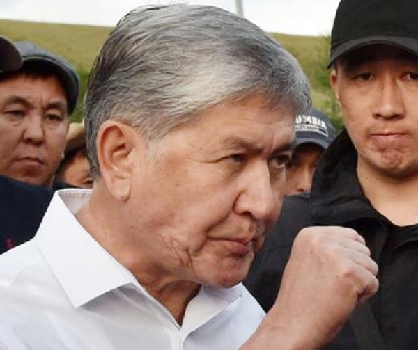 Экс-президент Киргизии арестован за дружбу с Вороненковым, Батукаевым и другими ворами