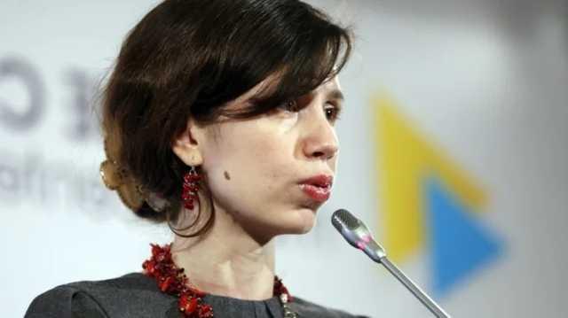 Черновол назвала людей Портнова в команде президента