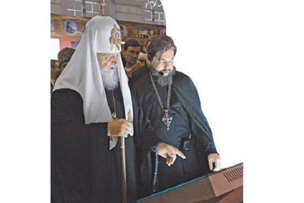 Сказ о том, как поссорились митрополит Тихон с патриархом Кириллом
