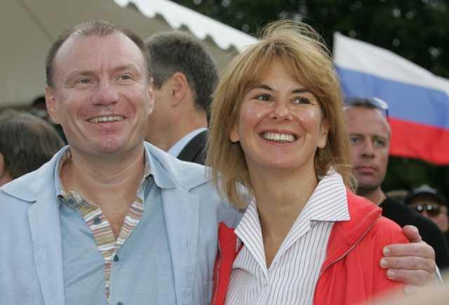 Бывшая супруга олигарха Потанина планирует отсудить у него 6,3 млрд долларов после развода