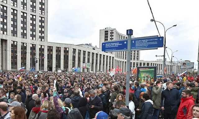 Оппозиция планирует провести 17 августа новую акцию в Москве