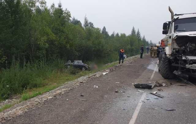 Стали известны обстоятельства смертельного ДТП в Якутии